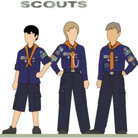 uniform-scouts